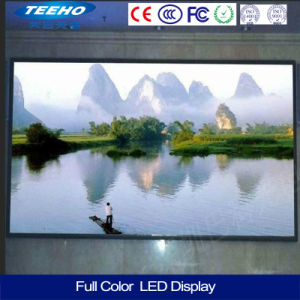 Moving Indoor Full Color P4 LED Display LED Board with Slim Cabinet pictures & photos