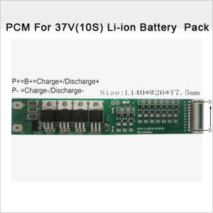 10s BMS for LiFePO4 Battery Pack 37V BMS/PCM