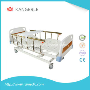 ICU, Ccu (CE, ISO) Three-Function Electric Medical Bed