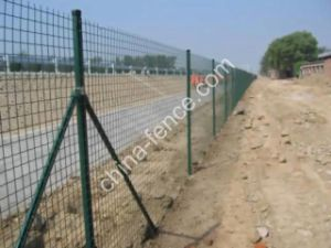 PVC Coated Euro Fence (XM - EF) pictures & photos