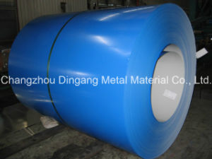 Color Coated Steel Coil for Building Material Ral Color pictures & photos