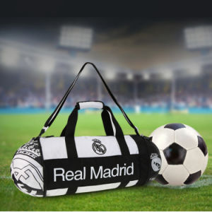Folding Travel Bag with Basketball Shape