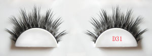 Natural Looking Siberian Mink Lashes Private Label Mink Eyelash