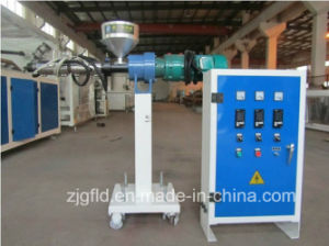 Mini Plastic Laboratory Extruder Machine (SJ25) pictures & photos