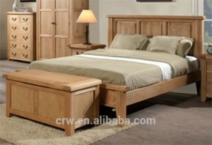 OA-4082 Top Quality American Style Wood Bed pictures & photos