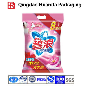 Laundry Detergent Washing Powder Laminated Plastic Packaging Bag