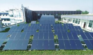 180 Kw Rooftop Solar Power Plant