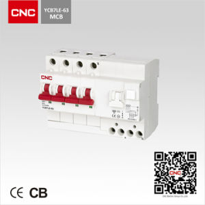 RCBO (YCB7 Series RCCB with Overcurrent Protection) pictures & photos
