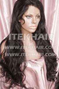 Super Star Long Hair 100% Lace Wig