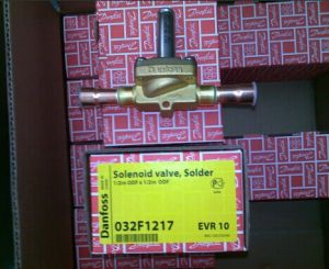 Danfoss Solenoid Valves & Coils (EVR10) 032f1217 pictures & photos