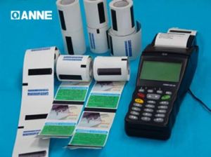 High Quality Thermal POS Paper with Pre-Printed
