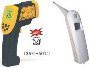 Digital Veterinary Thermometer, Non-Contact Infrared Veterinary Thermometer