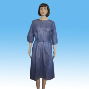 PP+PE Isolation Gown, Waterproof Isolation Gown pictures & photos