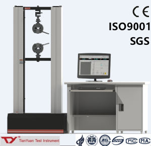 Ty8000 Electronic Universal Testing Machine 5000n/5kn Test Equipment (stepper motor) pictures & photos