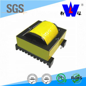 Ee High Frequency Transformer for PCB Mounting with ISO9001 pictures & photos
