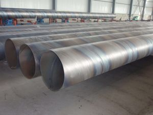 Youfa Brand High Quality Psl1/Psl2 Spiral Steel Pipe