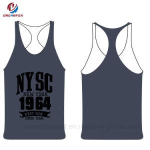 da0a87d7eee06 China Cheap Stringer Tank Top Custom Sportswear Fitness Wear Mens ...