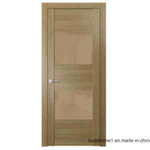 Imported American Oak Wood Right Hand Lock Inswing Bedroom Interior Door pictures & photos