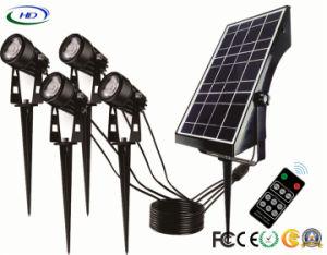 Rf Solar Ed Led Garden Spike Light