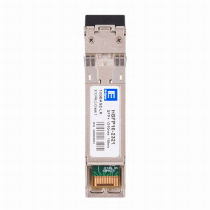 10G SFP+ 1310nm 10km Duplex LC Optical Transceiver