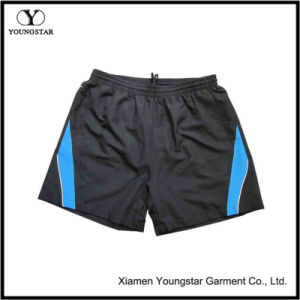Mens Microfiber Drawstring Track Shorts Elastic Waist Gym Wear Men pictures & photos