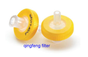 13mm 0.45 Micron PVDF Lab Use Syringe Filter pictures & photos
