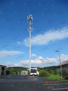 Hot-DIP Galvanized Antenna Telescopic Monopole