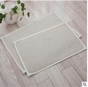 PVC Bathroom Floor Mat Non-Slip Shower Tube Mat pictures & photos