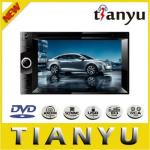 6.2 Inch Double DIN Car DVD CD for Adaptor 6219 pictures & photos