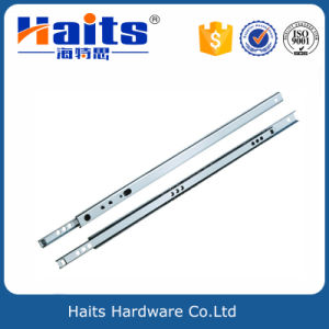 Wholesale Ball Channel Ball Bearing Type Telescopic Slides Zinc-Plated Drawer Channel