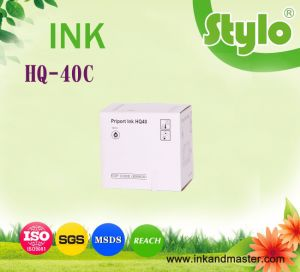 Hq-40 Digital Duplicator Printer Ink for Ricoh pictures & photos
