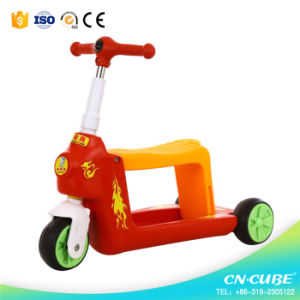 2 in 1 Multifunction Adult Kick Scooter Height Can Be Adjusted Child Kick Scooter Cheap Foot Pedal Kick Scooter for Wholesale2 in 1 Multifun pictures & photos