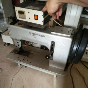 Used Original Germany Durkopp Adler Compound Feed Thick Material Sewing Machine (DA 204) pictures & photos