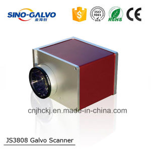 Laser Cutting Machine Part-Efficiently CO2/YAG Js3808 Galvo Scanner System