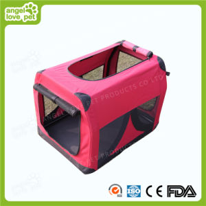 Oxford Fabric Steel Tube Pet Carrier pictures & photos