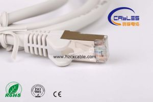 High Quality 100% Component Test CAT6 2m 3m 5m Patch Cord pictures & photos
