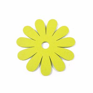 Spring Colors 100% Felt Cup Coaster for Tabletop & Decorations
