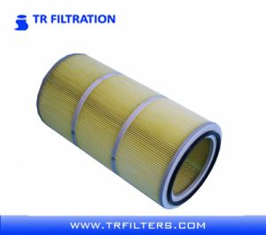 Dust Collector Polyester PE Filter Cartridges Filtration pictures & photos