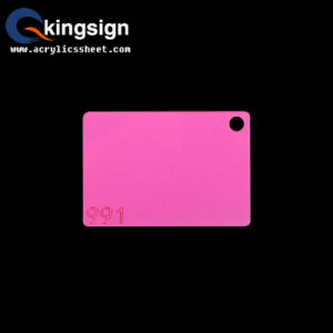 Pink Acrylic Sheet From China Supplier
