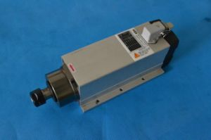 Woodworking Air Cooled CNC Spindle (GDF46-18Z/3.5) pictures & photos