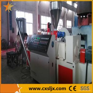 Double Screw PVC Granule Making Machine pictures & photos