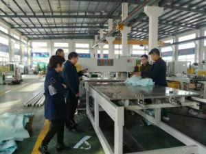 Single-Side Automatic Feeding Hydraulic Cutting Machine 150ton pictures & photos