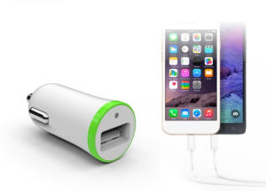 Wholesale Mobile Phone 1 USB Port Battery Car Charger pictures & photos