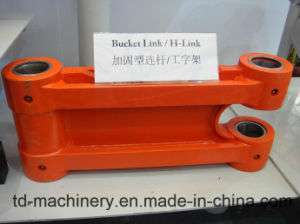 801ac1e62 Excavator Digger Earthmove H Link H-Link Spare Parts Excavator Spare Parts  Bucket Link Rod