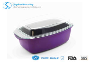 Square Non Stick Aluminum Fish Bake Pan pictures & photos