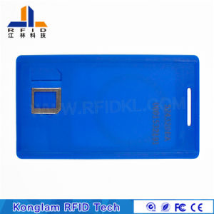 Smart RFID Membership PVC Card with F08 Material pictures & photos