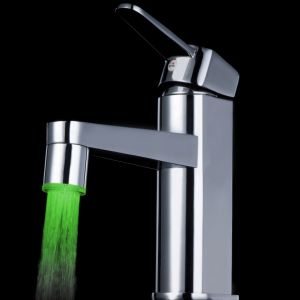ABS LED Faucet Lights pictures & photos