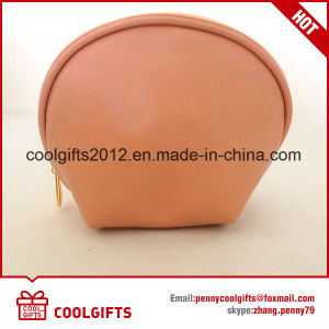 New Design PU Lady Cosmetic Makeup Bag for Traveling pictures & photos