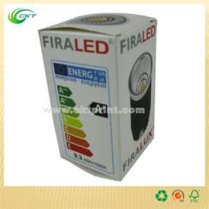 Small LED Light Paper Box with Custom Design (CKT-CB-1009)