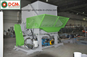 Dgx2000 Heavy Duty Single Shaft Shredder